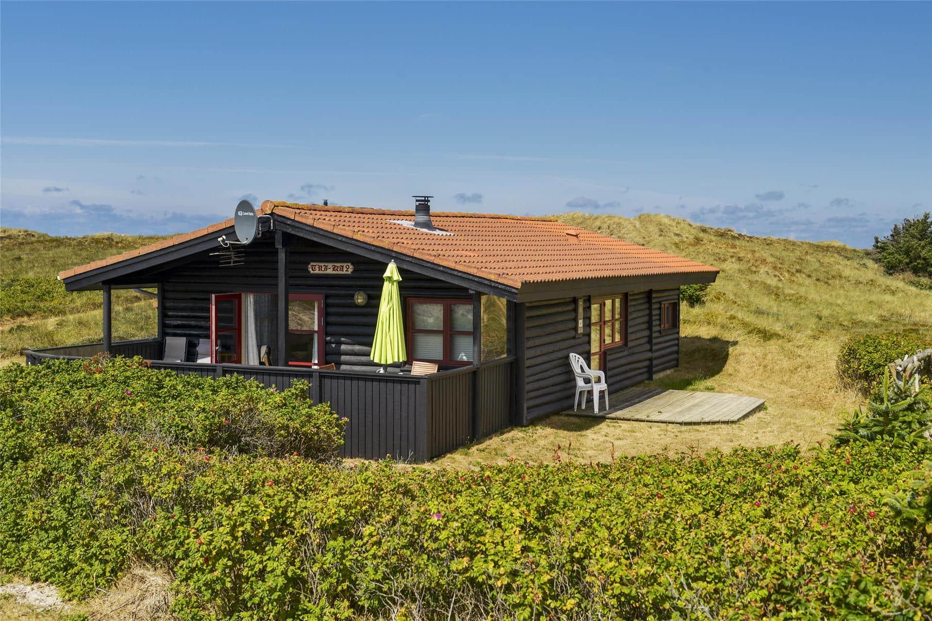 Billede 1-4 Sommerhus 217, Trikavej 8, DK - 6950 Ringkøbing
