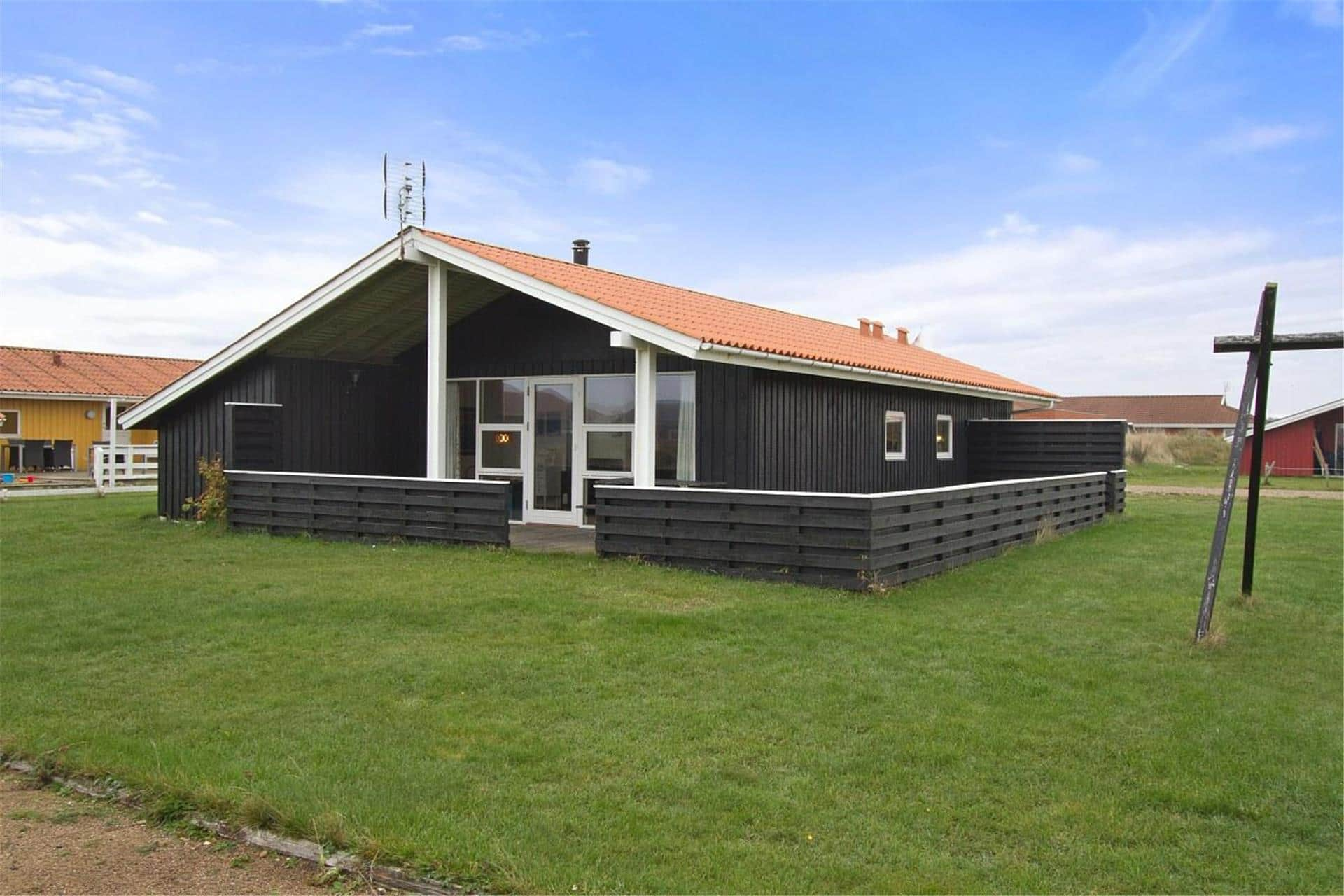 Bilde 1-20 Feirehus 172, Vejlby Klit 155, DK - 7673 Harboøre
