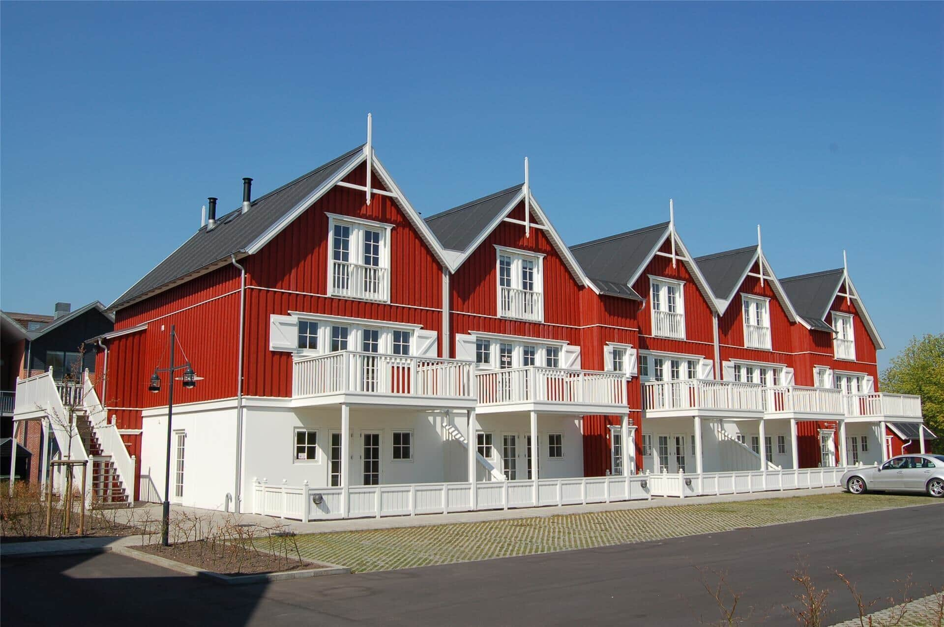 Billede 1-3 Sommerhus F50402, Østersøvej 1, DK - 6300 Gråsten